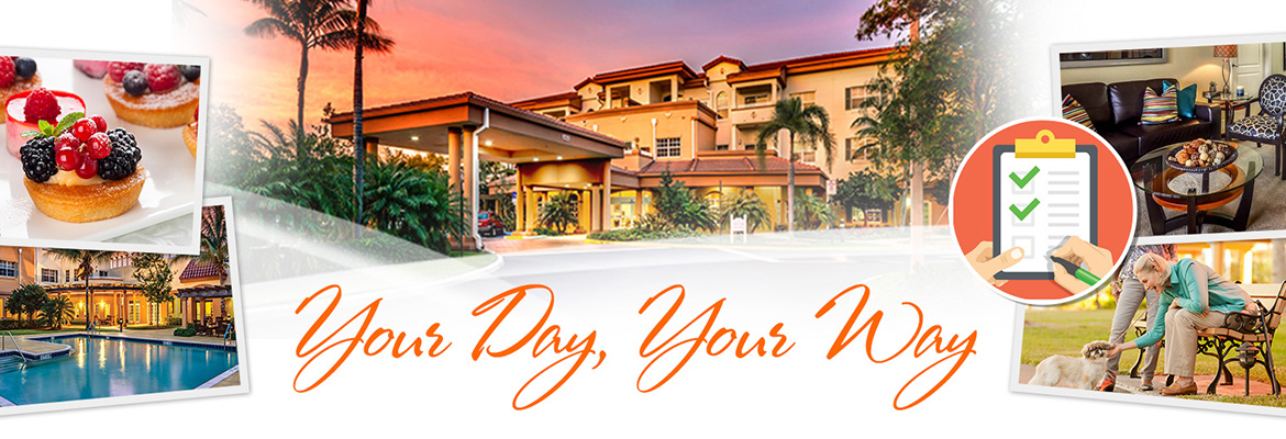 Spend Your Day, Your Way at Covenant Village of Florida